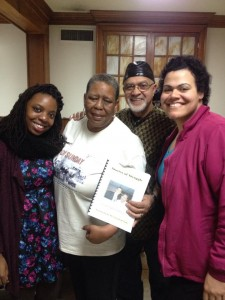 Civil Rights Leaders with CLF's Lena K. Gardner